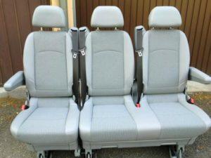Mercedes Sitz Verleih für Sprinter, Viano, Vito